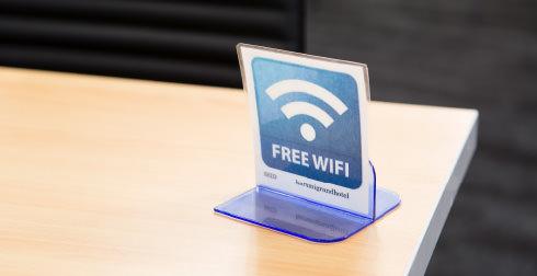 Wi-Fi (無線LAN)